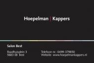 Hoepelman Kappers Best