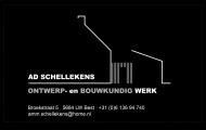 Ad Schellekens ontwerp- en bouwkundig werk