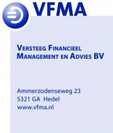 Versteeg Financieel Management en Advies B.V. | VFMA